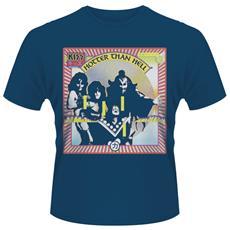 Kiss - Hotter Than Hell (T-Shirt Unisex Tg. XL)