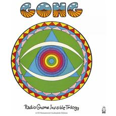Gong - The Radio Gnome Invisible Trilogy (3 Lp)