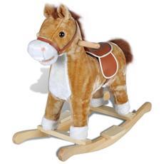 Sdraietta Cavallo Con Suono