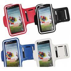 Fascia Sportiva Per Alloggio Smartphone E Cellulari Cm 11 X Cm 6,5