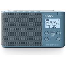 Radio Portatile XDR-S41DL DAB+ / FM Colore Blu