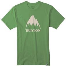 Classic Mountain Short Sleeve Verde Xl