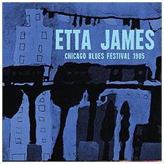 Etta James - Chicago Blues Festival 1985