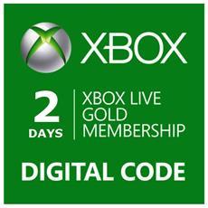Abbonamento Xbox Live Gold Di 2 Giorni - Esd - Digital Code