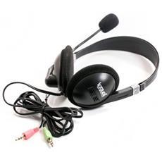 Auricolari Con Microfono Psi09001 Nero