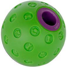 Iquties Snack Attack Palla Gioco Per Croccantini (12.5cm) (verde)