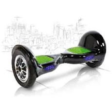 Hoverboard Goclever City S10 con Pedale Verde