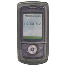 BT-CASE-CR-SAU70 Cover Trasparente custodia per cellulare