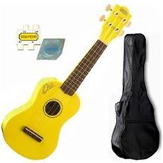 Uku Primo Soprano Yellow