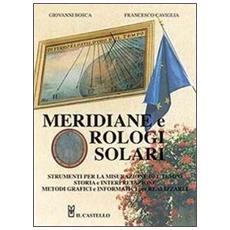 Meridiane e orologi solari