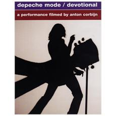 Dvd Depeche Mode - Devotional (2 Dvd)