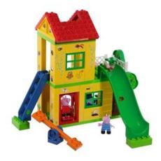 Peppa Pig blocks parco giochi 75pz (9/2014) 800057076