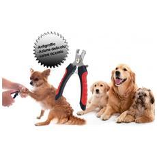 Tronchesina Per Ughie Animali In Acciaio Inossidabile Tagliaunghie Per Cani, gatti E Cuccioli