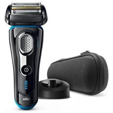 Series 9 9240s Men's Electric Foil Shaver, Wet And Dry, Rechargeable And Cordless Razor With Pop Up Trimmer - Black