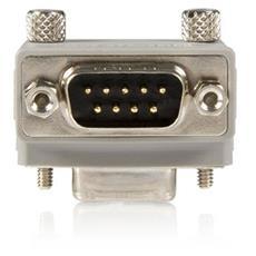 Serial Cable Adapter DB9 M DB9 FM Grigio cavo di interfaccia e adattatore