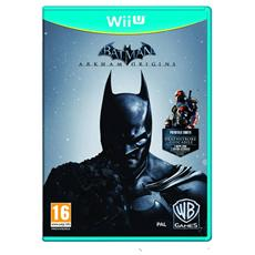 WiiU - Batman Arkham Origins