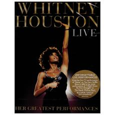 Dvd Houston Whitney-live-her Greatest P.