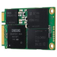 SSD 500 GB Serie 850 EVO mSATA Interfaccia Sata III 6GB / s