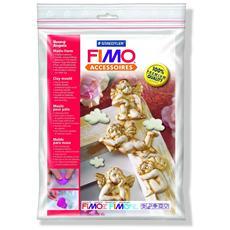 Formine Angioletti per Pasta da Modellare 9 pz