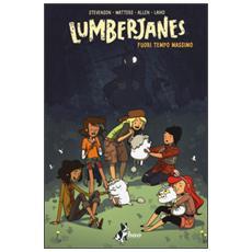 Lumberjanes. Vol. 4 Lumberjanes