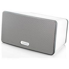 Speaker Audio Wireless PLAY: 3 Wi-Fi colore Bianco