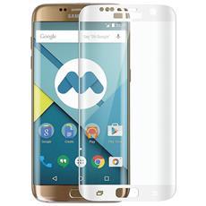 Pellicola Protettiva in Vetro Temperato per Galaxy S7 Edge