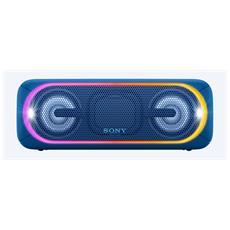 Speaker Wireless Portatile SRS-XB40 Bluetooth NFC Colore Blu