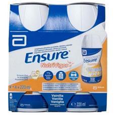 Ensure Nutrivigor Vaniglia 4x220ml