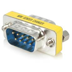 Convertitore Di Genere Seriale Slimline Db9 - M / M .