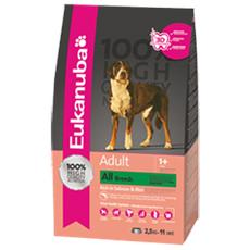Cibo per Cani Adult Salmone e Riso 12 kg