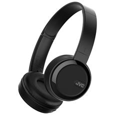 Cuffie Bluetooth HA-S40BT-B colore Nero