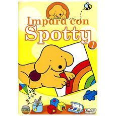 Dvd Impara Con Spotty #01