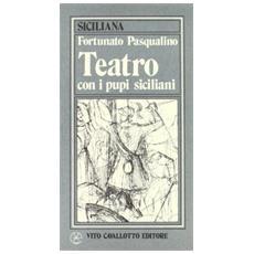 Teatro con i pupi siciliani