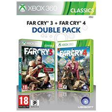 X360 - Compilation Far Cry 3 + Far Cry 4