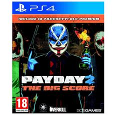 PS4 - Pay Day 2 - The Big Score