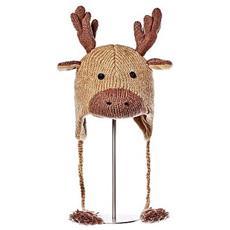 Cappello Donna Manny The Moose Unica Marrone