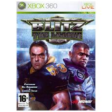 X360 - Blitz: The League
