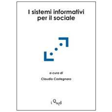 I sistemi informativi per il sociale