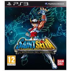 PS3 - Saint Seiya: I Cavalieri dello Zodiaco - La Battaglia del Santuario