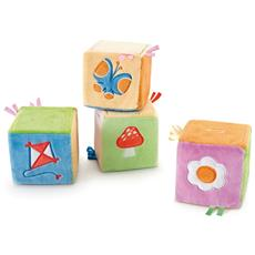 Baby Happy Days set Cubetti 9cm. 28313