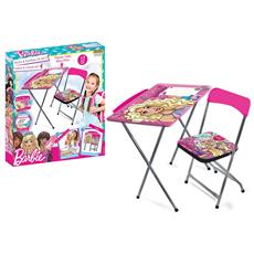 Barbie Tavolino E Sedia