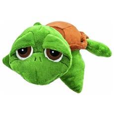 Rocky, Toy turtle, Marrone, Verde