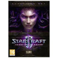 PC - Starcraft 2: Heart of the Swarm