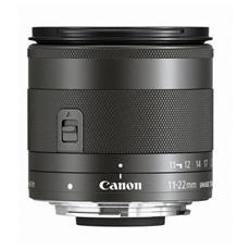 Obiettivo 11 - 22 mm F / 4-5.6 IS STM Attacco Canon EF-M
