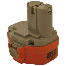 Batteria Nichel cadmio da 14,4 volt 1,3Ah mod. PA14 per trapano Makita 6281 DWPE