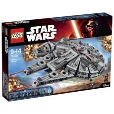LEGO - 75105 Star Wars - Millennium Falcon