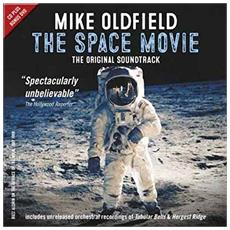 Mike Oldfield - The Space Movie Original Soundtrack (Cd+Dvd)