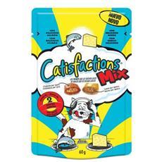 Snack per gatti Mix Salmone & Formaggio 1 snack - 60gr