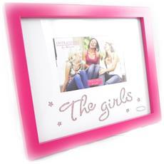 cornici portafoto 'the girls' rosa - [ i0383]