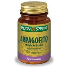 Body Spring Arpagofito 50 Compresse Angelini